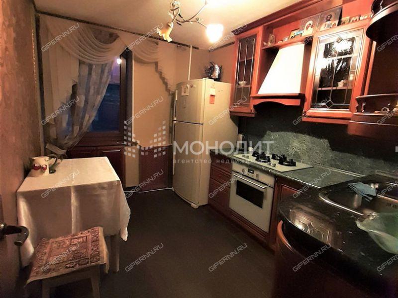 двухкомнатная квартира на улице 40 лет Октября дом 7а