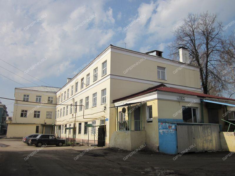 комната в доме 14 на Кировской улице