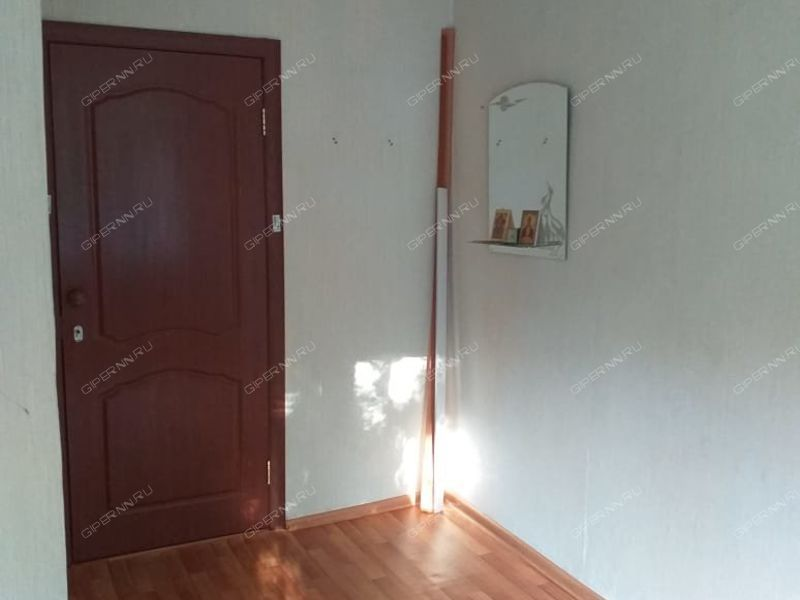 комната в доме 15 в переулке Рулевой