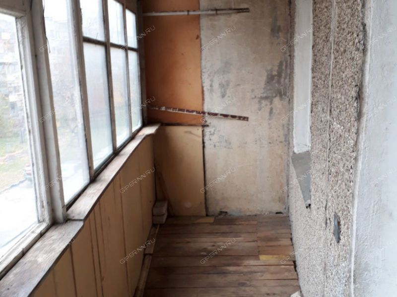 четырёхкомнатная квартира на проспекте Бусыгина дом 16