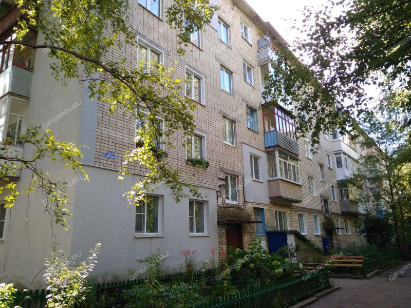 двухкомнатная квартира на Парковой улице дом 22 к2 город Арзамас