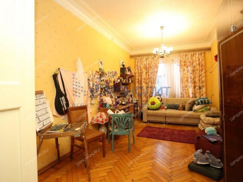 четырёхкомнатная квартира на улице Большая Покровская дом 29