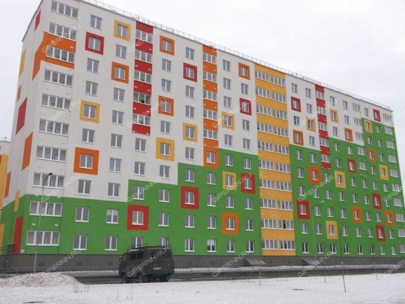 однокомнатная квартира на Бурнаковской улице дом 83