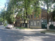 Исторические дома в квартале церкви Трех Святителей оказались под угрозой уничтожения