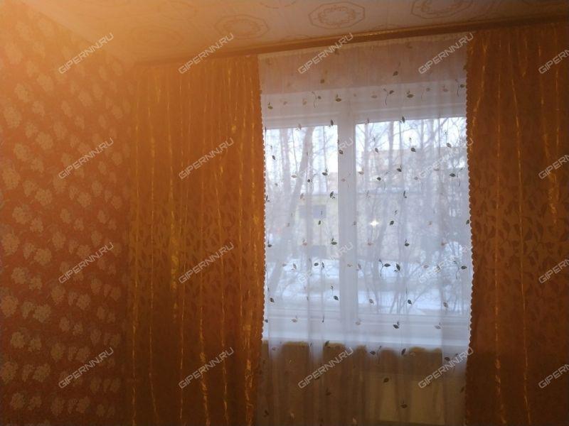 двухкомнатная квартира на улице Докучаева рабочий посёлок Сокольское