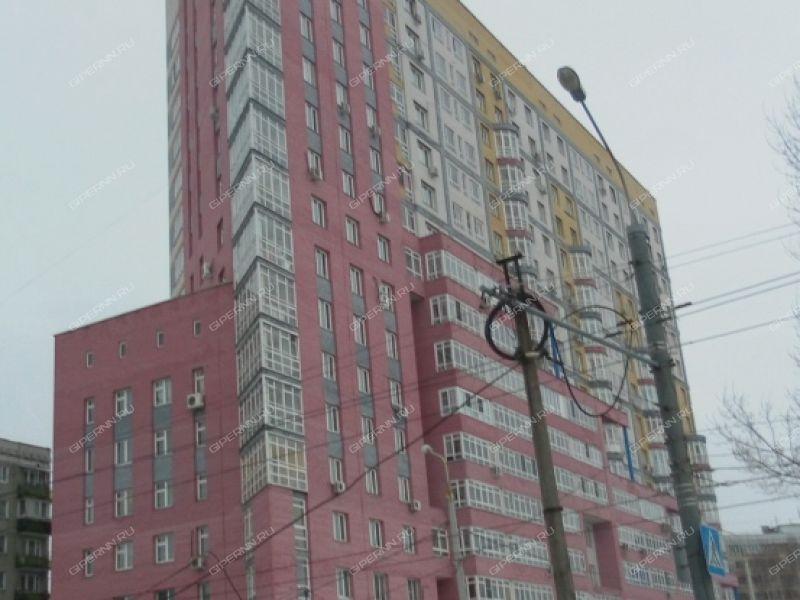 однокомнатная квартира на Казанском шоссе дом 9