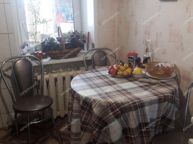 трёхкомнатная квартира на улице Туркова дом 6а город Богородск