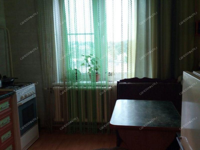 трёхкомнатная квартира на улице Радиальная дом 9 город Павлово