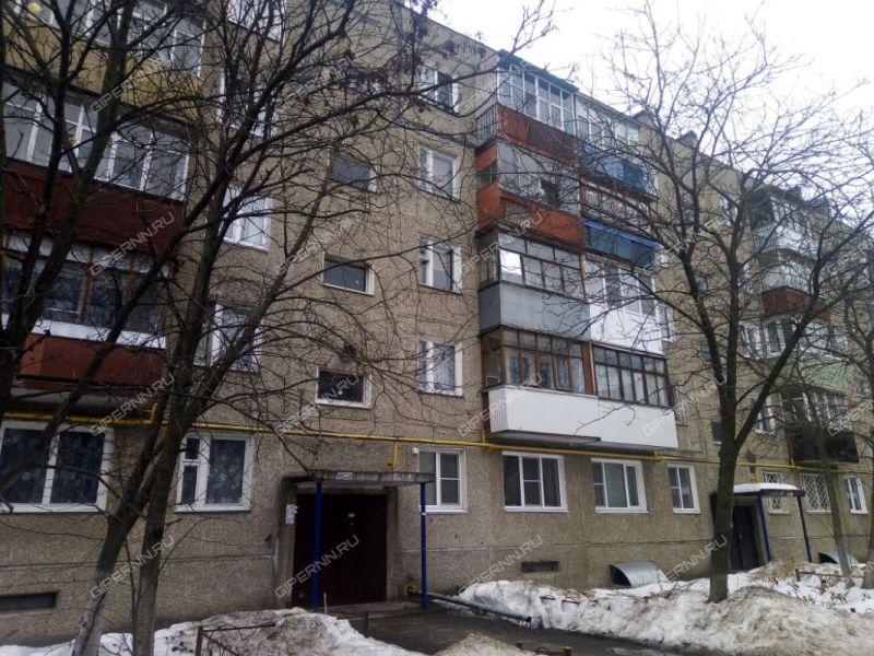 четырёхкомнатная квартира на улице Пушкина дом 52 город Заволжье
