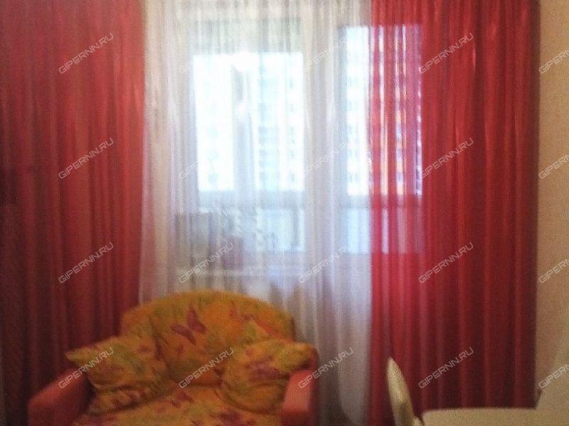двухкомнатная квартира на Южном бульваре дом 19