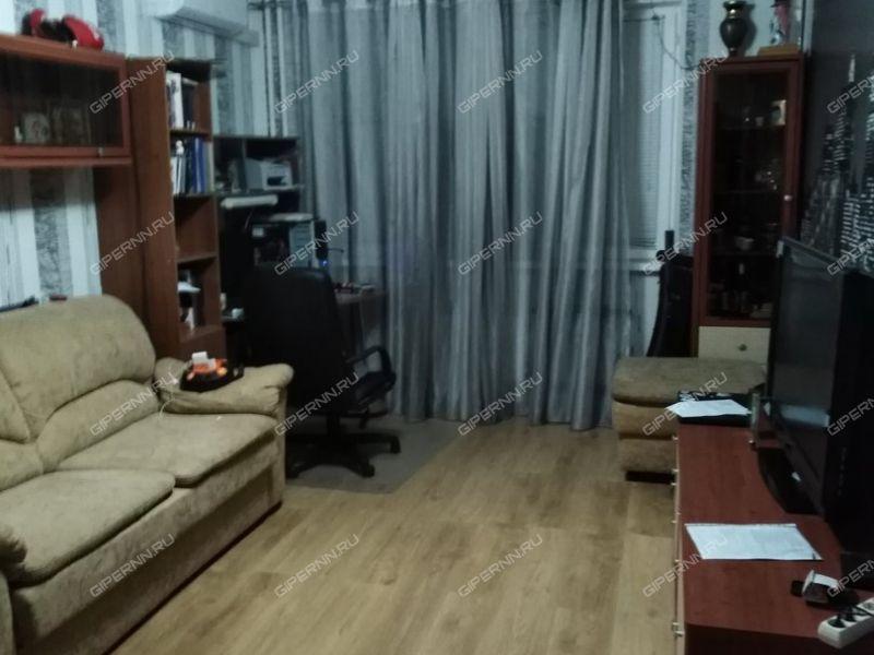 двухкомнатная квартира на улице Белозерская дом 1