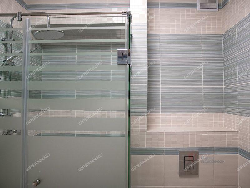 двухкомнатная квартира в переулке Корейский дом 8