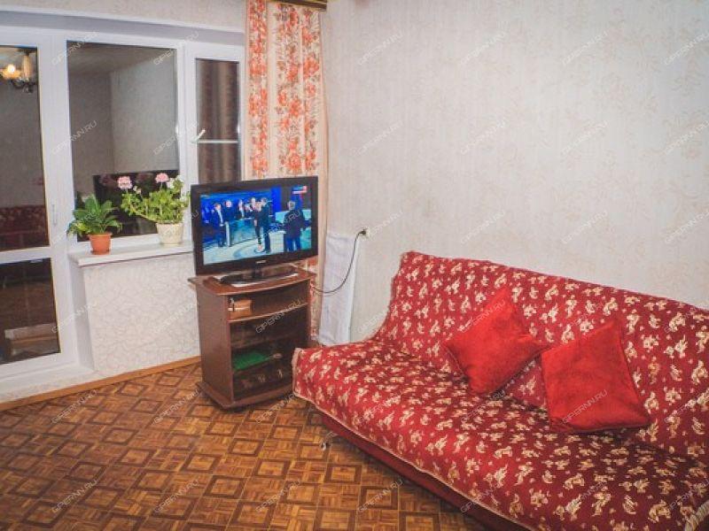 трёхкомнатная квартира на улице Островского дом 6 к1